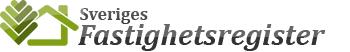 Sveriges Fastighetsregister Logo