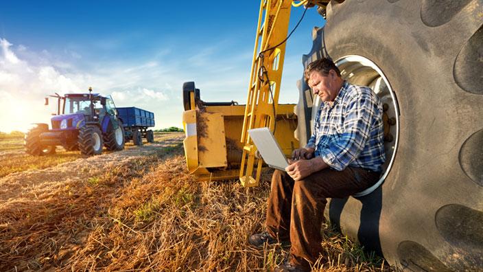 Ägare av lantbruksfastighet